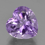 thumb image of 3.4ct Heart Facet Violet Amethyst (ID: 455457)