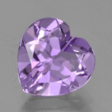 thumb image of 2.9ct Heart Facet Violet Amethyst (ID: 455461)