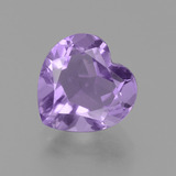 thumb image of 3.2ct Heart Facet Violet Amethyst (ID: 455649)