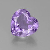 thumb image of 3ct Heart Facet Violet Amethyst (ID: 455835)