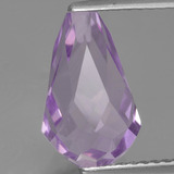 thumb image of 4ct Half-Drilled Briolette Violet Amethyst (ID: 457026)