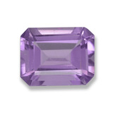 thumb image of 2.2ct Octagon Step Cut Violet Amethyst (ID: 457791)