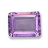 thumb image of 1.9ct Octagon Step Cut Violet Amethyst (ID: 457829)