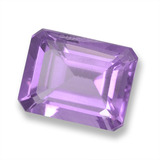 thumb image of 2.2ct Octagon Step Cut Violet Amethyst (ID: 457881)