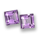 thumb image of 2ct Square Step-Cut Violet Amethyst (ID: 457896)