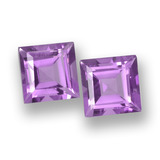 thumb image of 2.2ct Square Step-Cut Violet Amethyst (ID: 457899)