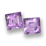 thumb image of 2ct Square Step-Cut Violet Amethyst (ID: 457903)