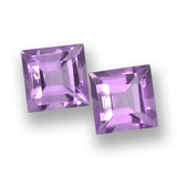 thumb image of 2.2ct Square Step-Cut Violet Amethyst (ID: 457906)