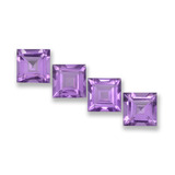 thumb image of 4ct Square Step-Cut Violet Amethyst (ID: 457952)