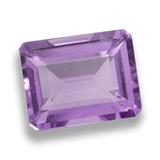 thumb image of 2.1ct Octagon Step Cut Violet Amethyst (ID: 457994)