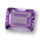 thumb image of 2.2ct Octagon Step Cut Violet Amethyst (ID: 458000)