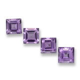 thumb image of 3.9ct Square Step-Cut Violet Amethyst (ID: 458035)