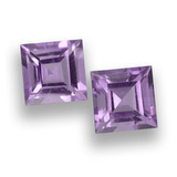 thumb image of 1.9ct Square Step-Cut Violet Amethyst (ID: 458081)