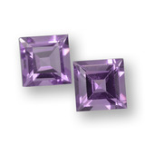 thumb image of 1.9ct Square Step-Cut Violet Amethyst (ID: 458087)