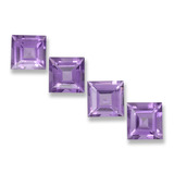 thumb image of 3.9ct Square Step-Cut Violet Amethyst (ID: 458117)