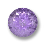 thumb image of 6.5ct Round Facet Violet Amethyst (ID: 459470)