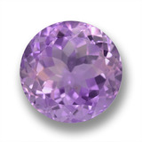 thumb image of 8.3ct Round Facet Violet Amethyst (ID: 459515)