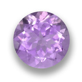 thumb image of 4.4ct Round Facet Violet Amethyst (ID: 459569)