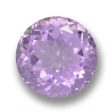 thumb image of 8.1ct Round Facet Medium Violet Amethyst (ID: 459654)