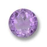 thumb image of 4ct Round Facet Violet Amethyst (ID: 459725)