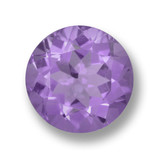 thumb image of 4.5ct Round Facet Violet Amethyst (ID: 459772)