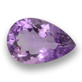 thumb image of 4.6ct Pear Facet Violet Amethyst (ID: 459831)