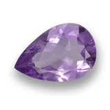 thumb image of 2.7ct Pear Facet Violet Amethyst (ID: 460117)