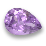 thumb image of 3.8ct Pear Facet Violet Amethyst (ID: 460348)
