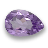 thumb image of 3.5ct Pear Facet Violet Amethyst (ID: 460525)