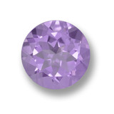 thumb image of 3.4ct Round Facet Violet Amethyst (ID: 460593)