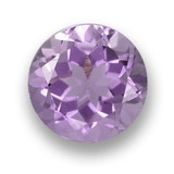 thumb image of 2.6ct Round Facet Violet Amethyst (ID: 460694)