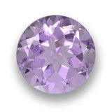 thumb image of 2.7ct Round Facet Violet Amethyst (ID: 460696)