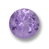 thumb image of 2.7ct Round Facet Violet Amethyst (ID: 460727)