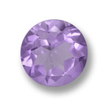 thumb image of 2.8ct Round Facet Violet Amethyst (ID: 460794)