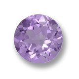 thumb image of 2.6ct Round Facet Violet Amethyst (ID: 460834)