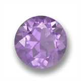 thumb image of 2.6ct Round Facet Violet Amethyst (ID: 460868)
