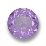 thumb image of 3ct Round Facet Violet Amethyst (ID: 460871)