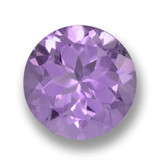 thumb image of 2.6ct Round Facet Violet Amethyst (ID: 460876)