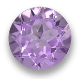 thumb image of 3.3ct Round Facet Violet Amethyst (ID: 460906)