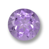 thumb image of 2.7ct Round Facet Violet Amethyst (ID: 460933)