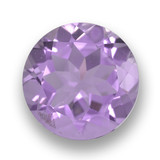 thumb image of 3.2ct Round Facet Violet Amethyst (ID: 460938)