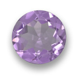 thumb image of 2.1ct Round Facet Violet Amethyst (ID: 460940)