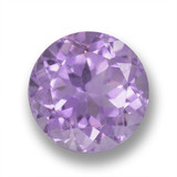 thumb image of 2.8ct Round Facet Violet Amethyst (ID: 460965)