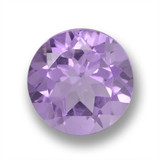 thumb image of 2.8ct Round Facet Violet Amethyst (ID: 460969)