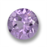 thumb image of 2.7ct Round Facet Violet Amethyst (ID: 460972)