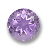 thumb image of 3.6ct Round Facet Violet Amethyst (ID: 460976)