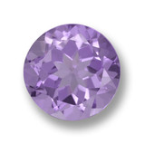 thumb image of 2.6ct Round Facet Violet Amethyst (ID: 461011)