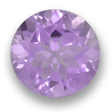 thumb image of 3.2ct Round Facet Violet Amethyst (ID: 461062)