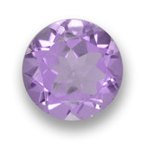 thumb image of 2.1ct Round Facet Violet Amethyst (ID: 461072)