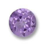 thumb image of 2.7ct Round Facet Violet Amethyst (ID: 461200)